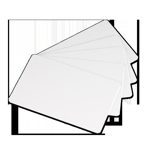 Fabricante de tarjetas PVC blancas para imprimir